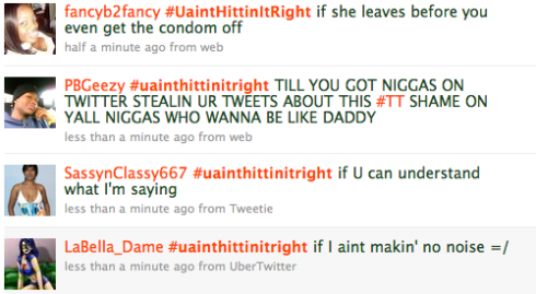 #uainthittinitright