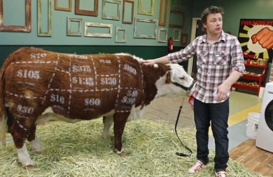 Image credit: Jamie Oliver's Food Revolution