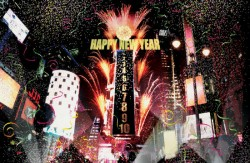 new years ball drop