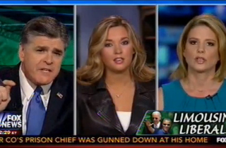 Hannity, Powers, And Some Generic Conservative Duke It Out