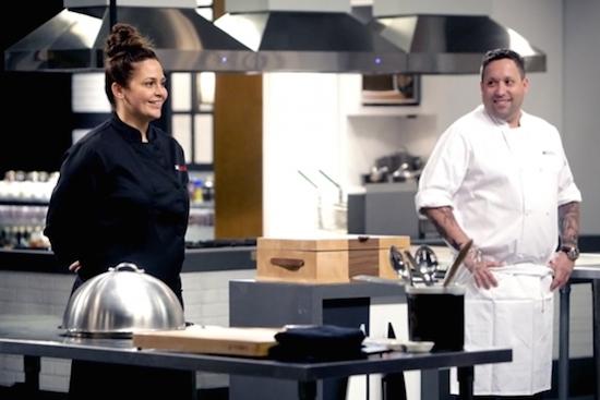 mike isabella versus antonia lofaso on top chef duels mike isabella versus antonia lofaso on