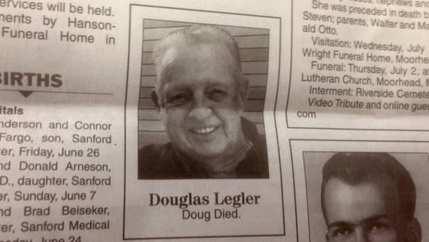 doug died