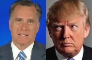 PicMonkey Collage - Romney  Trump