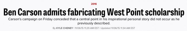 original headline