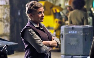 carrie fisher star wars the force awakens weight loss