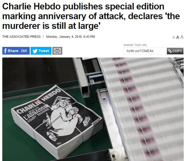 Charle Hebdo p 2