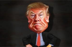 TrumpCaricature