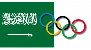 SaudiFlagOlympic
