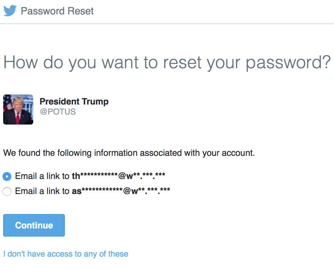 @POTUS Twitter password reset 01-26-16