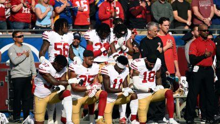 NFL Kneeling Protest
