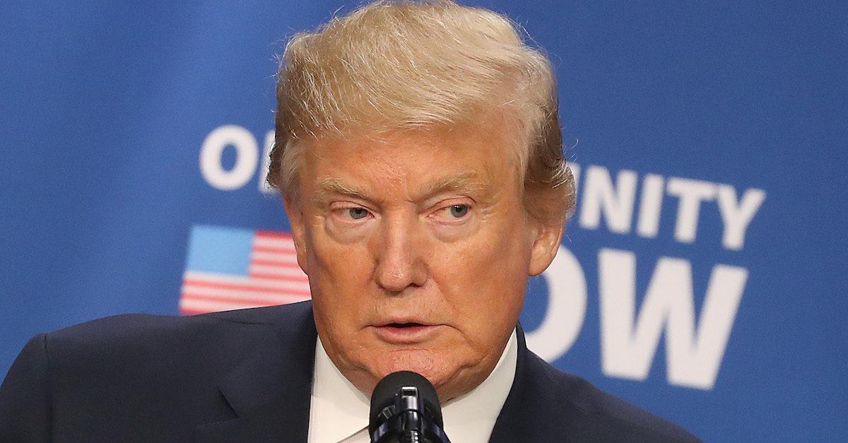 Judge Rejects Trump Arguments to Stop Deutsche Bank Subpoena