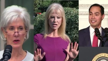 Two Obama Officials Violated Same Law as Kellyanne Conway. Here's the Difference.