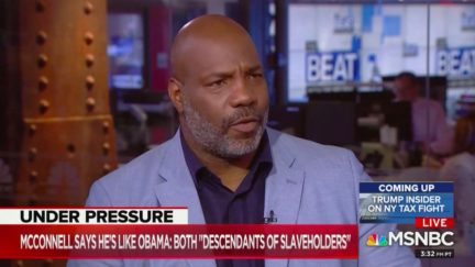 Jelani Cobb Rebukes Mitch McConnell Over Obama Comparison in Reparations Analogy
