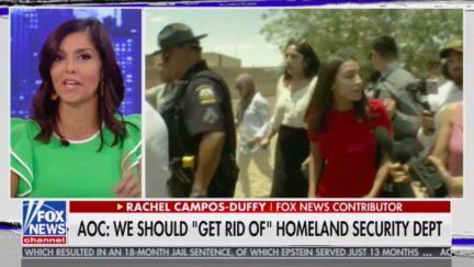 Rachel Campos-Duffy 'Wonders' if AOC Working for Terrorists