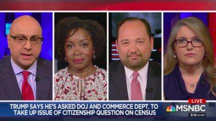Trump Tweets Deny Census Question Defeat
