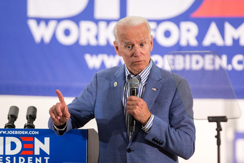 Joe Biden Warns About 'More and More Unhinged' Donald Trump's Trade Wars