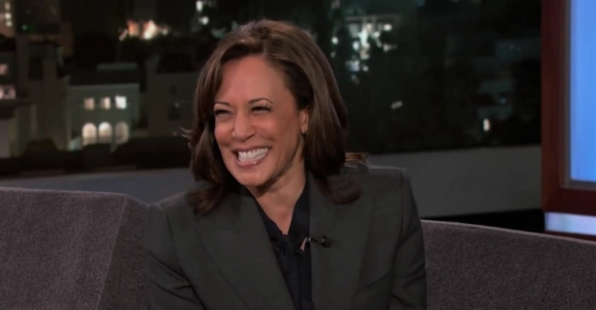 Trump Campaign Official: Kamala Harris 'Scares Me the Most'