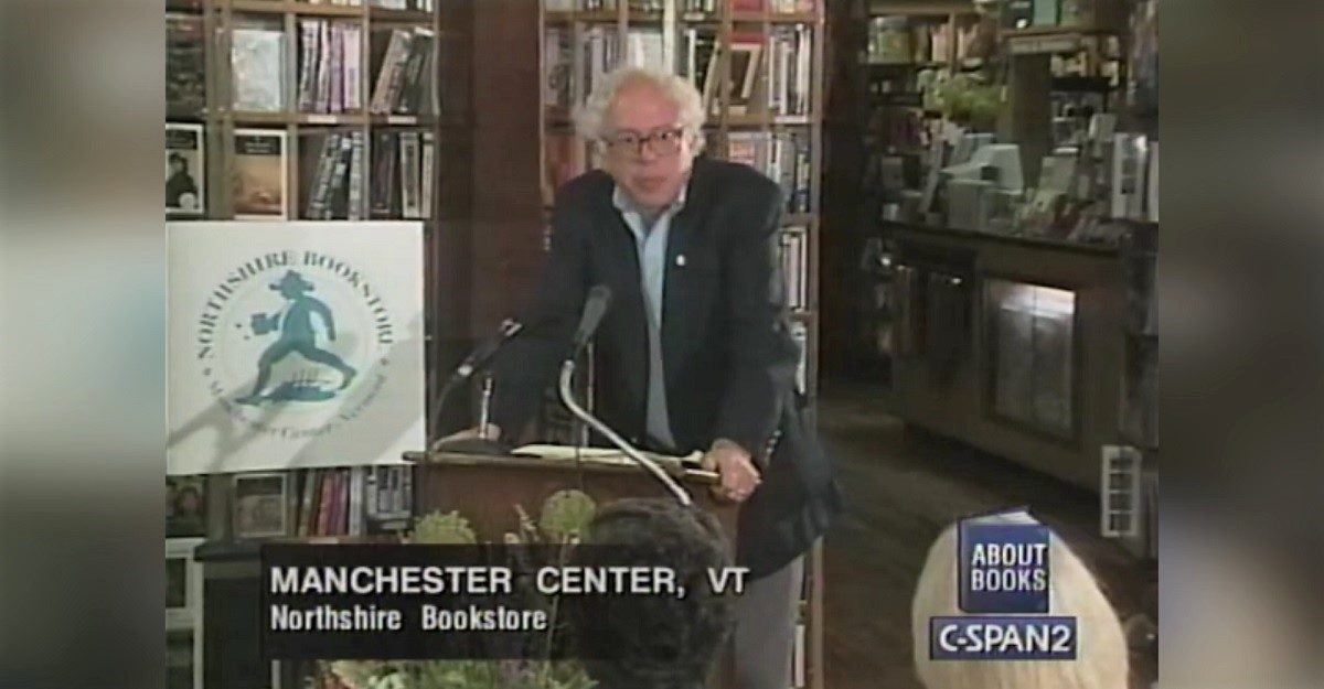Bernie Sanders Campaign Defends Use of N-Word in 1997 Book