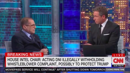 Jerry Nadler Says 'Very Clear' on Unclear Impeachment Inquiry Claims