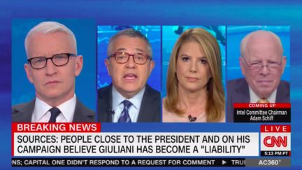 Jeffrey Toobin Urges Focus on Trump 'Who Cares About Devin Nunes?'
