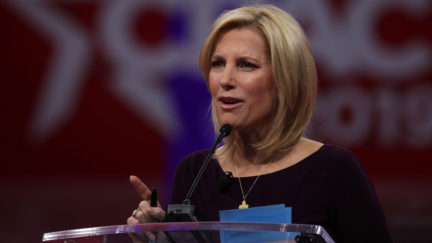Media Most Influential List honoree Laura Ingraham at CPAC 2019