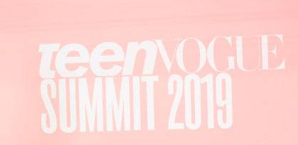 The Teen Vogue Summit 2019