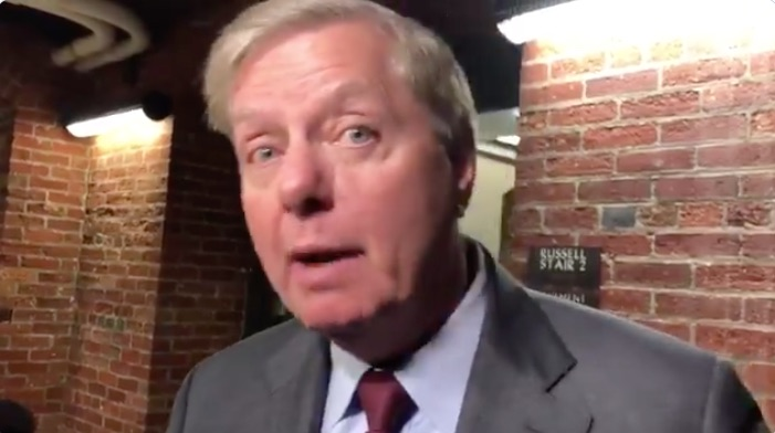 Lindsey Graham Dismisses GOP Concerns About Iran Briefing