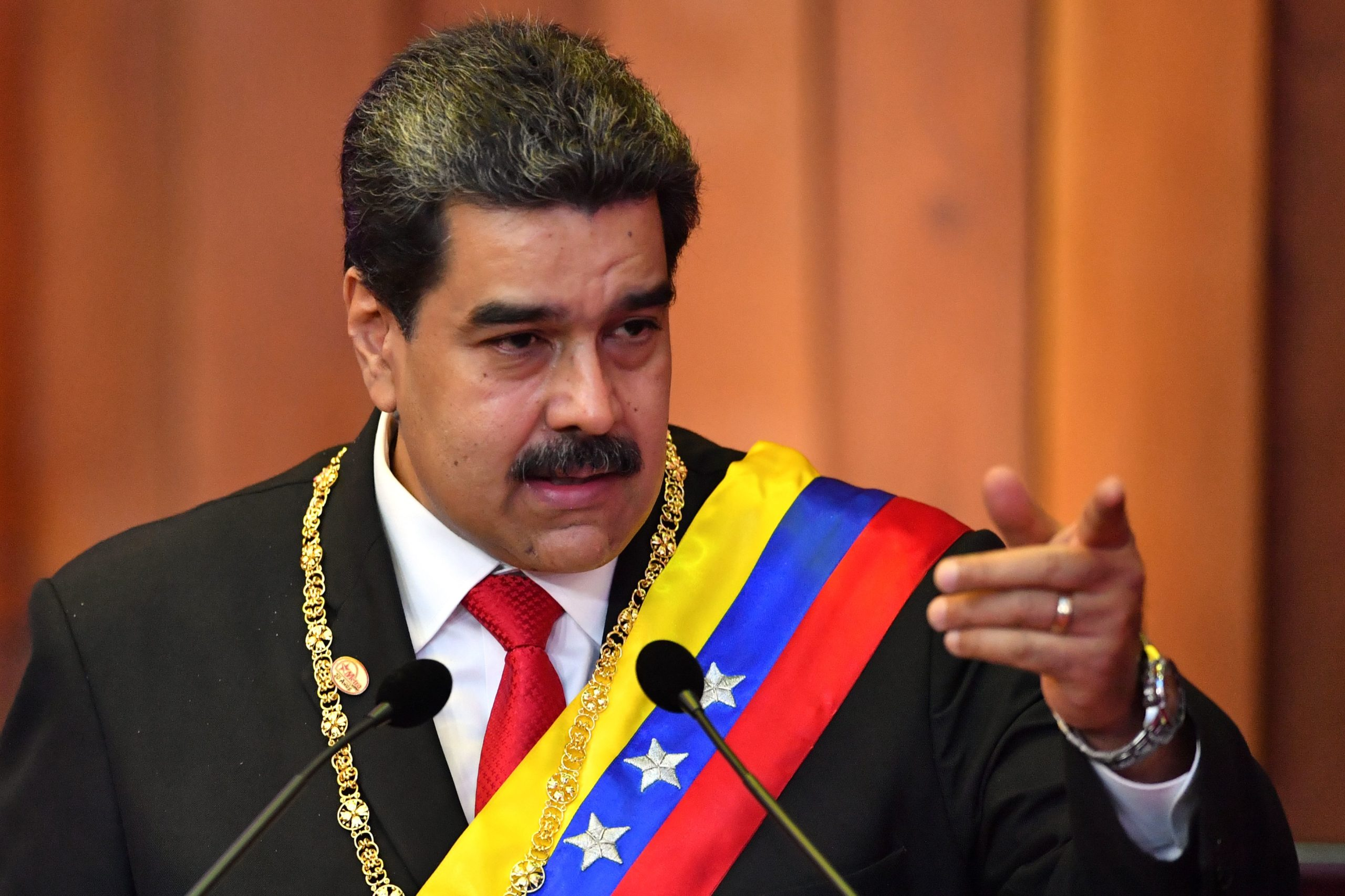United States indicts Nicolás Maduro and other top Venezuelan leaders for drug trafficking