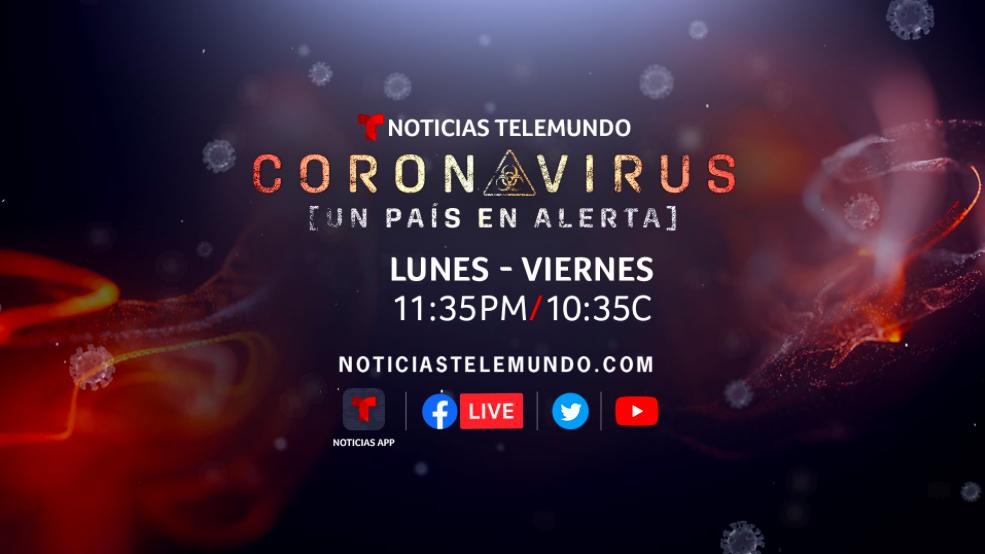 Telemundo coronavirus