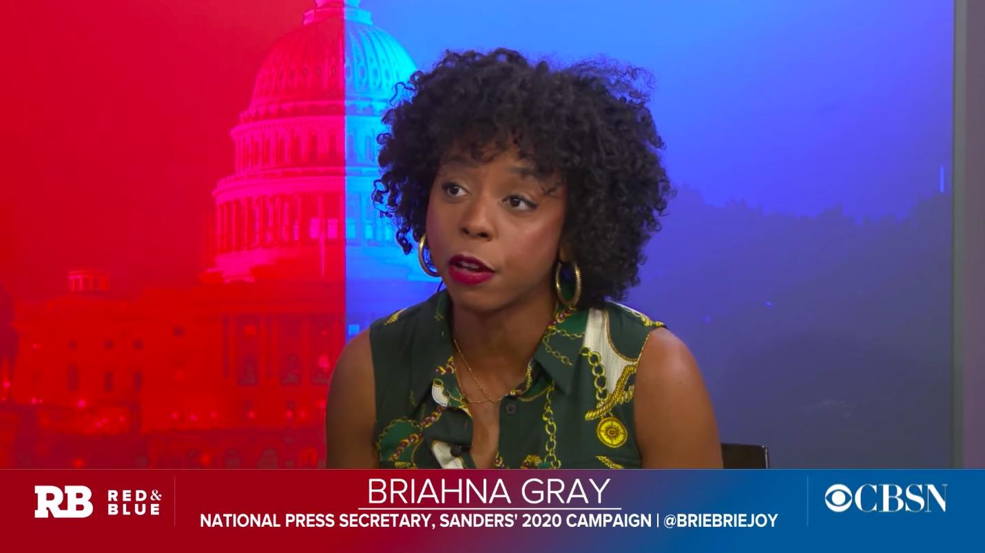 Briahna Gray