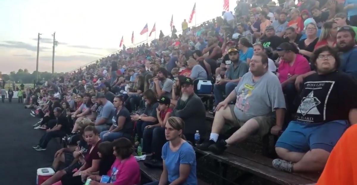 Thousands Pack North Carolina Speedway in Defiance of Dem Governor's Social Distancing Order