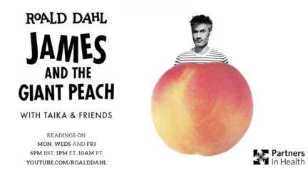 taika waititi james and the giant peach