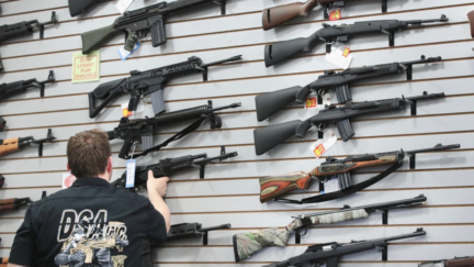 Guns (Photo Credit Scott Olson/Getty Images)