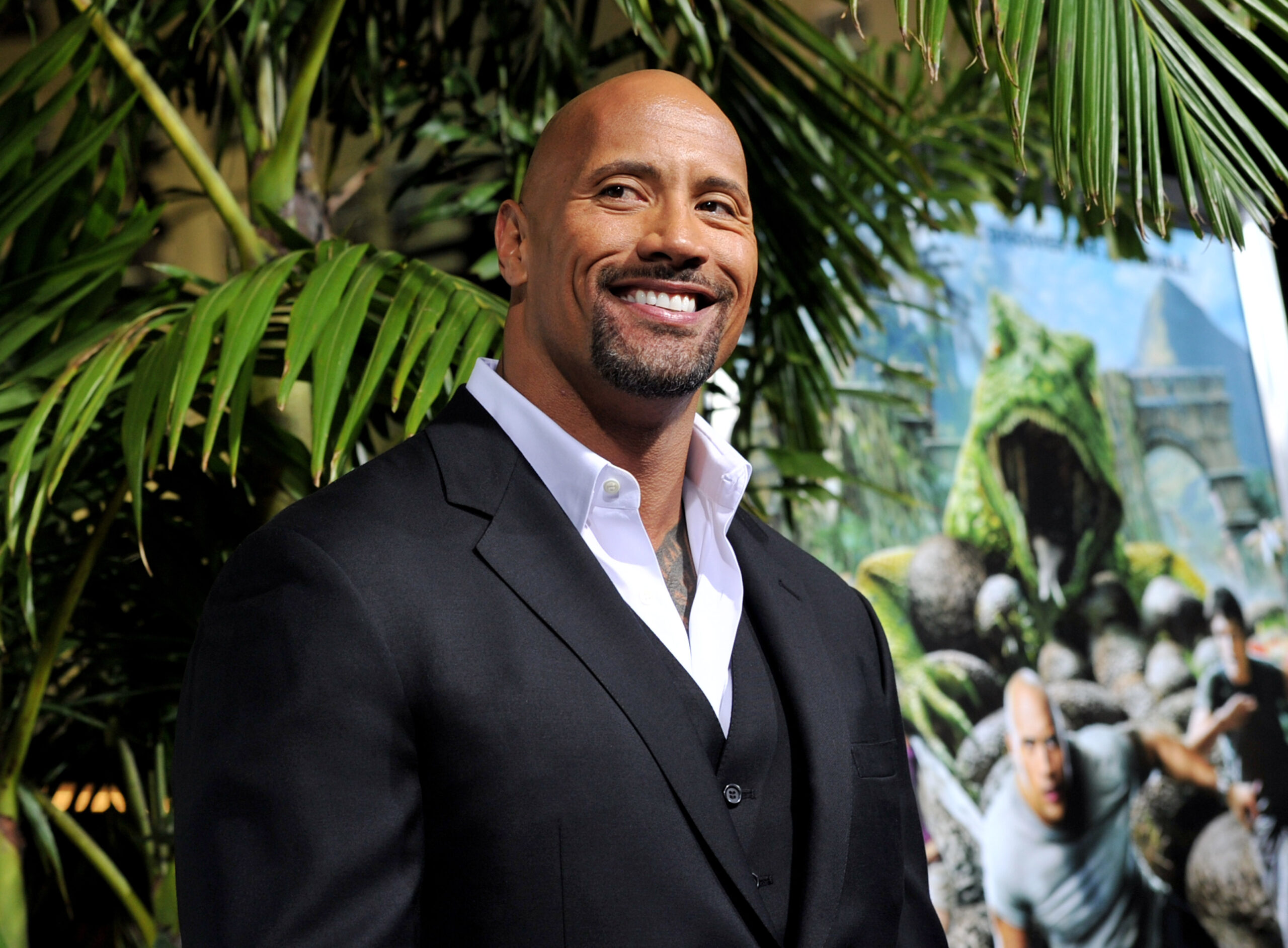 Dwayne Johnson to Trump: 'Where is our compassionate leader?'