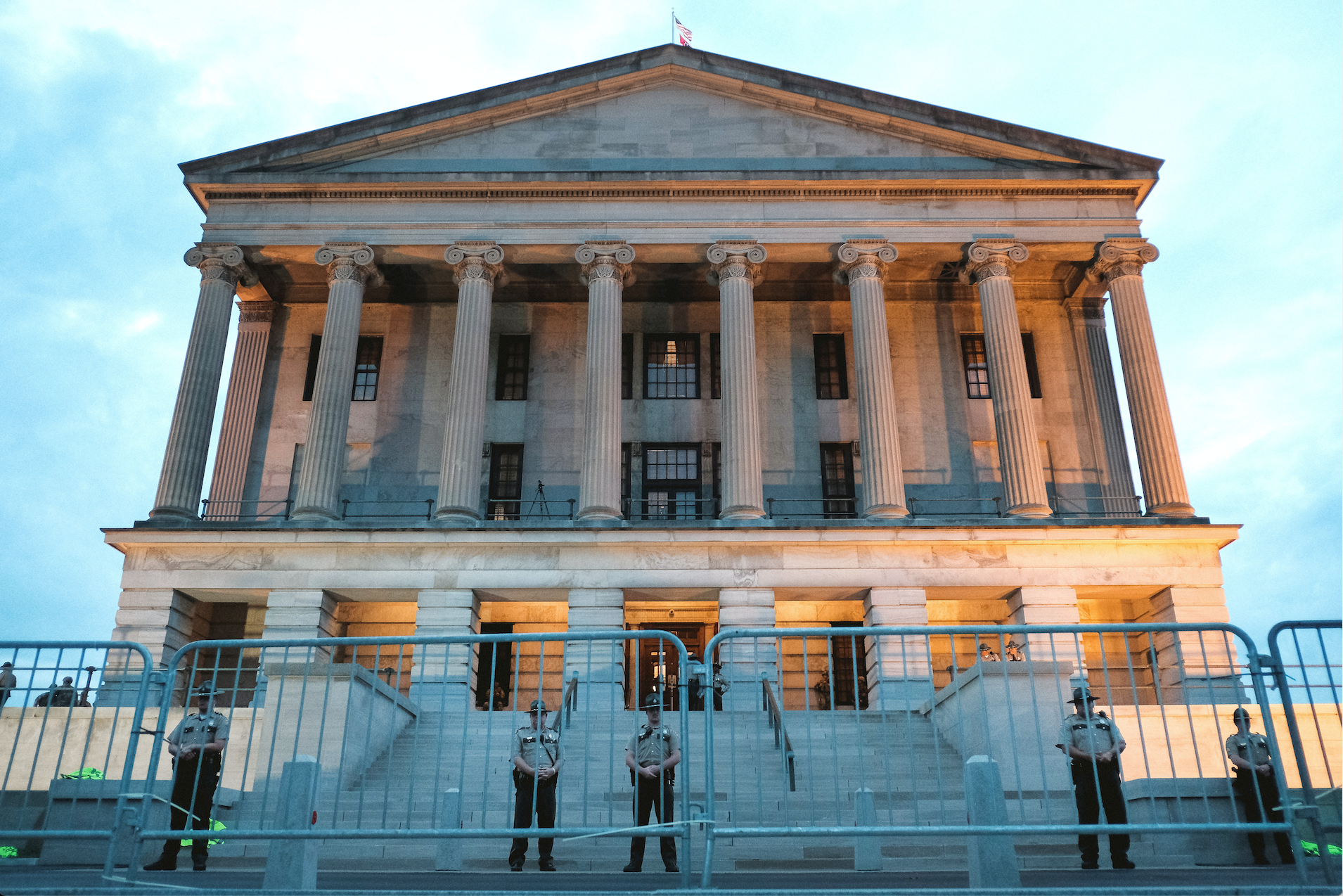 Tennessee Capitol (Photo by Jason Kempin/Getty Images)