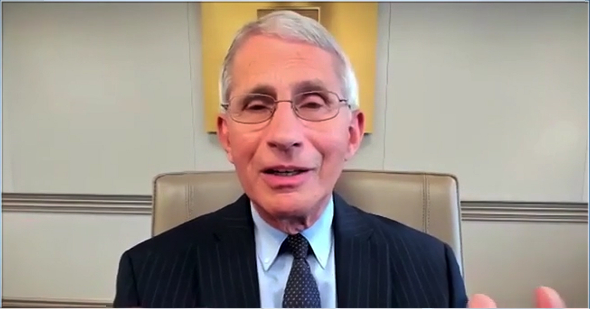 Anthony Fauci to throw out first pitch at Washington Nationals opener
