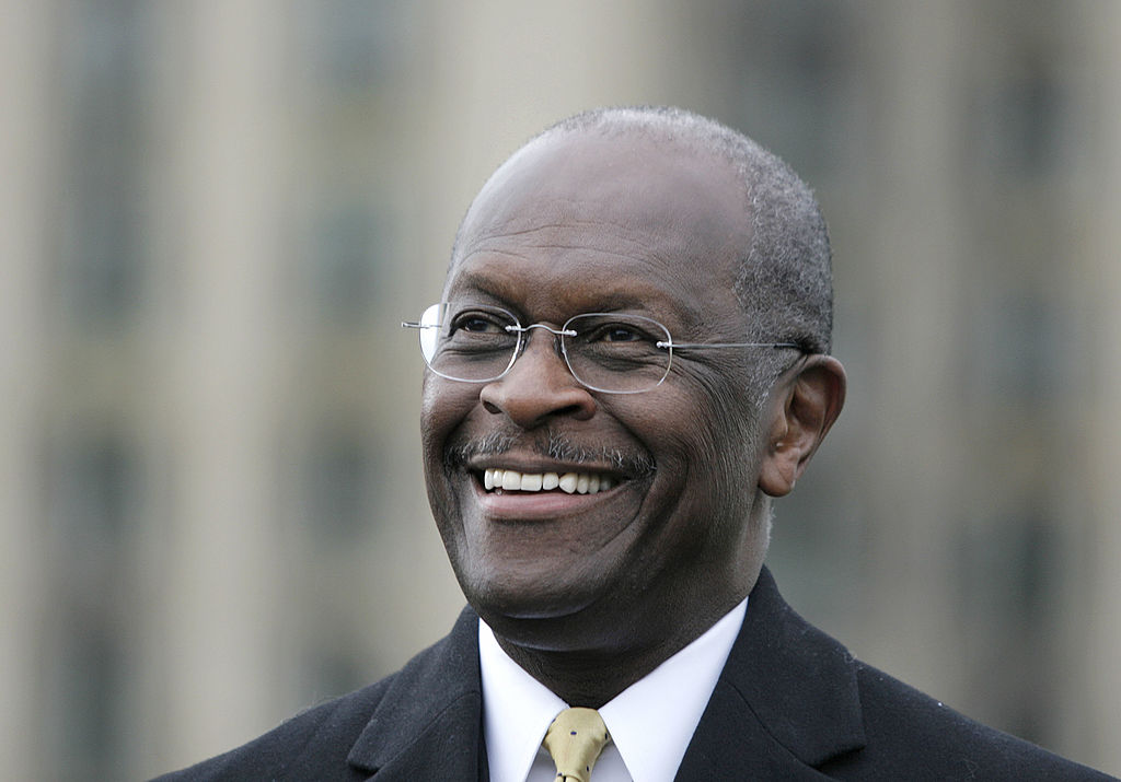 Herman Cain Dies of COVID-19, Was Hospitalized After Trump's Tulsa Rally