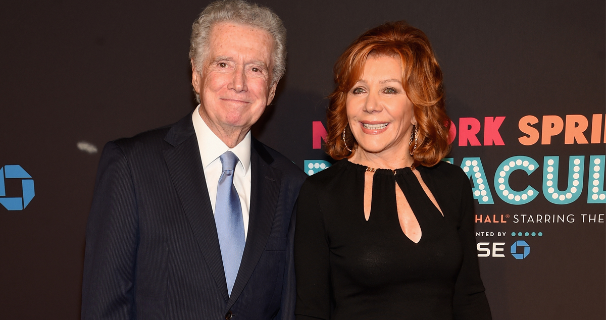 Kathie Lee Gifford pays tribute to 'precious friend' Regis Philbin
