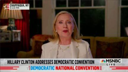 Hillary Clinton Warns Against Taking Trump's Defeat for Granted