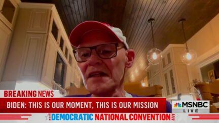 James Carville Relishes 'Perfect Day' for Democrats