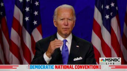 Joe Biden Offers Damning Indictmetn of Trump's Failed Covid Response