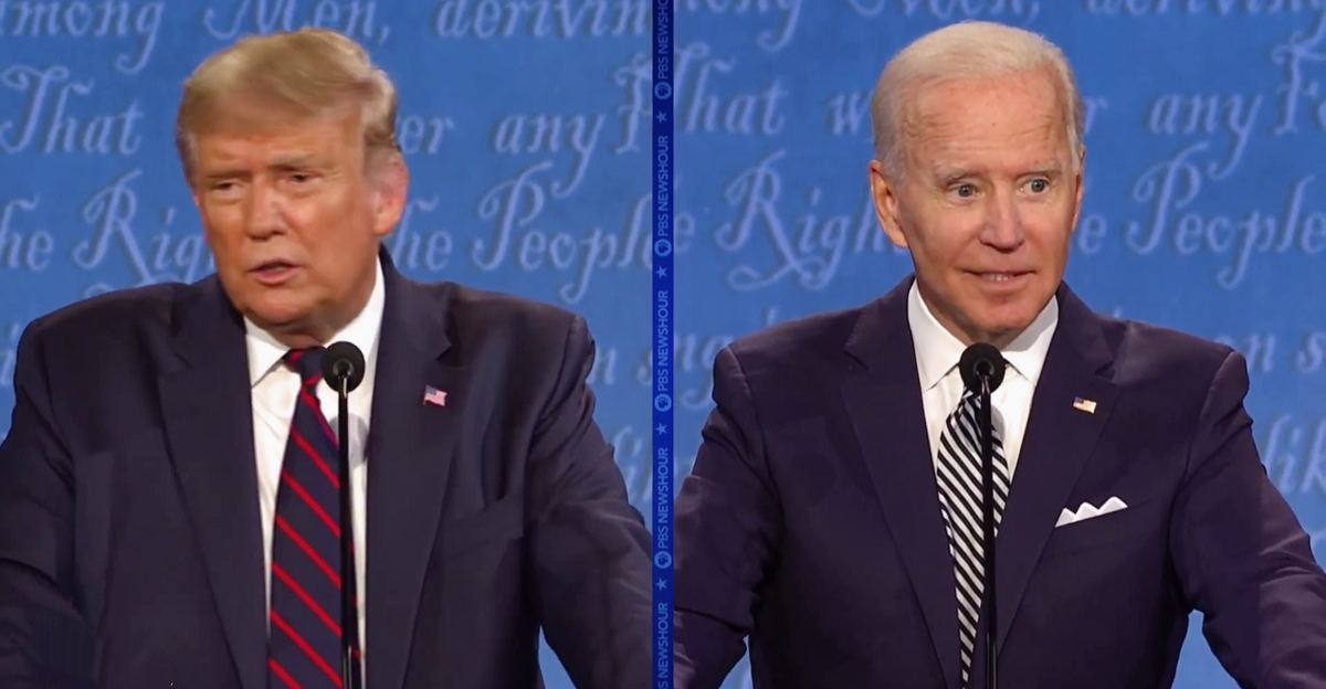 Debate Chaos: Trump Bails on Virtual Version and Demands Live Event, Biden Plan His Own Town Hall, Commission Still Refuses In-Person Forum