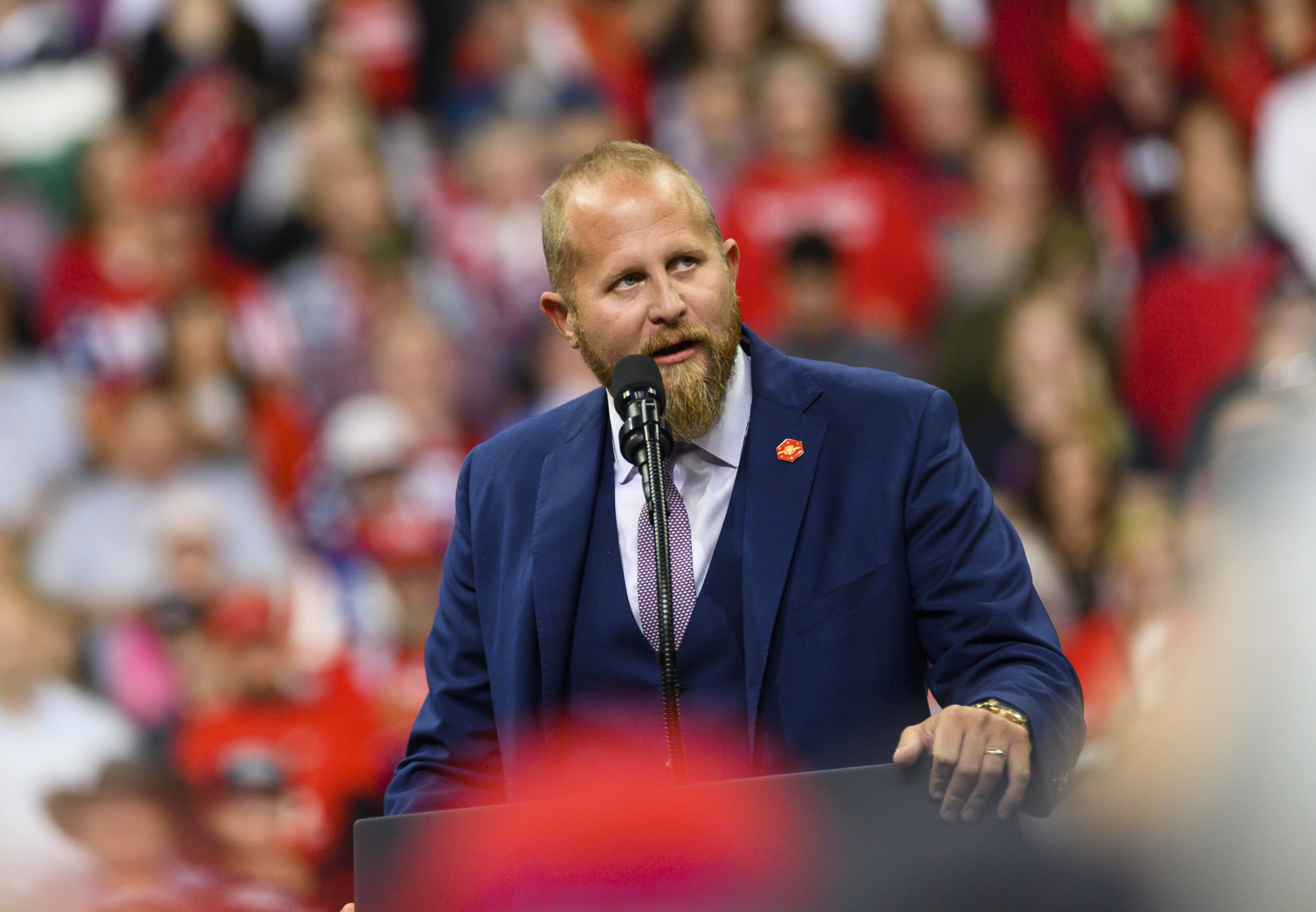 Brad Parscale's Wife Bruised Following 'Altercation' With Former Trump Campaign Manager, Says Police Report