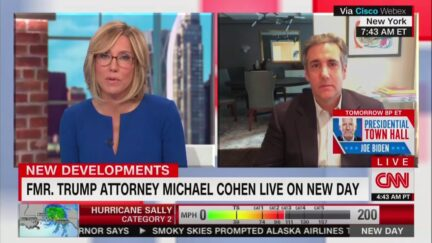 michael cohen on new day