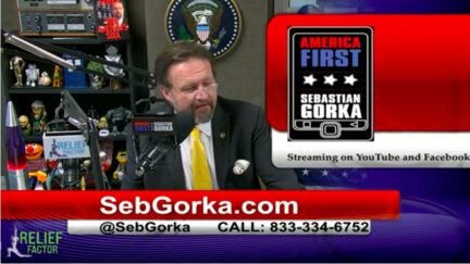 Seb Gorka Calls for Return of Firing Squads for Cop Shooters