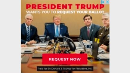 General Mark Milley Included in Trump Campaign Ad Without Approval