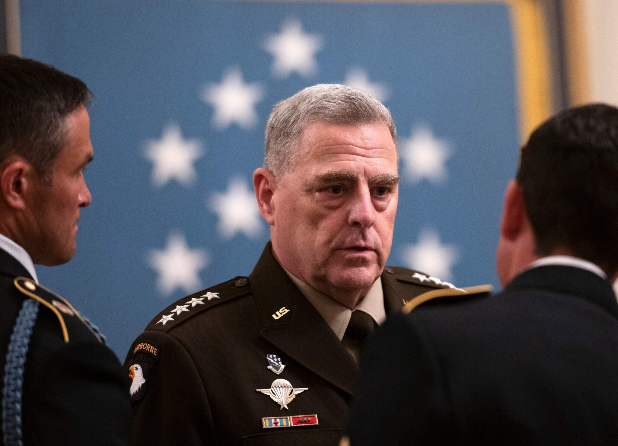 Joint Chiefs Generals Reportedly Reassured Network Heads Military Would Not Interfere in Election Results