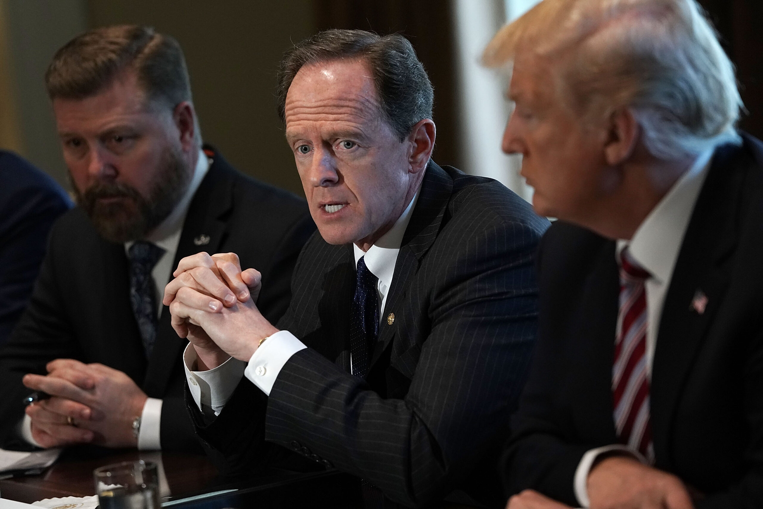 Pennsylvania Sen. Pat Toomey Announces Plan to Retire in 2022 For 'Personal' Reasons