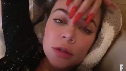 Khloe Kardashian Covid
