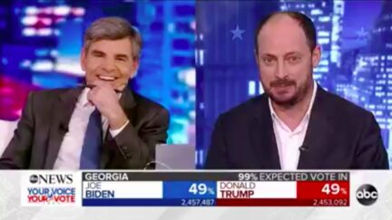 ABC News Panel Bursts Out Laughing When Nate Silver Casually Says 2020 Race Is Over